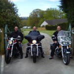 Three Hairy Bikers