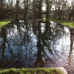 Lanhydrock pool